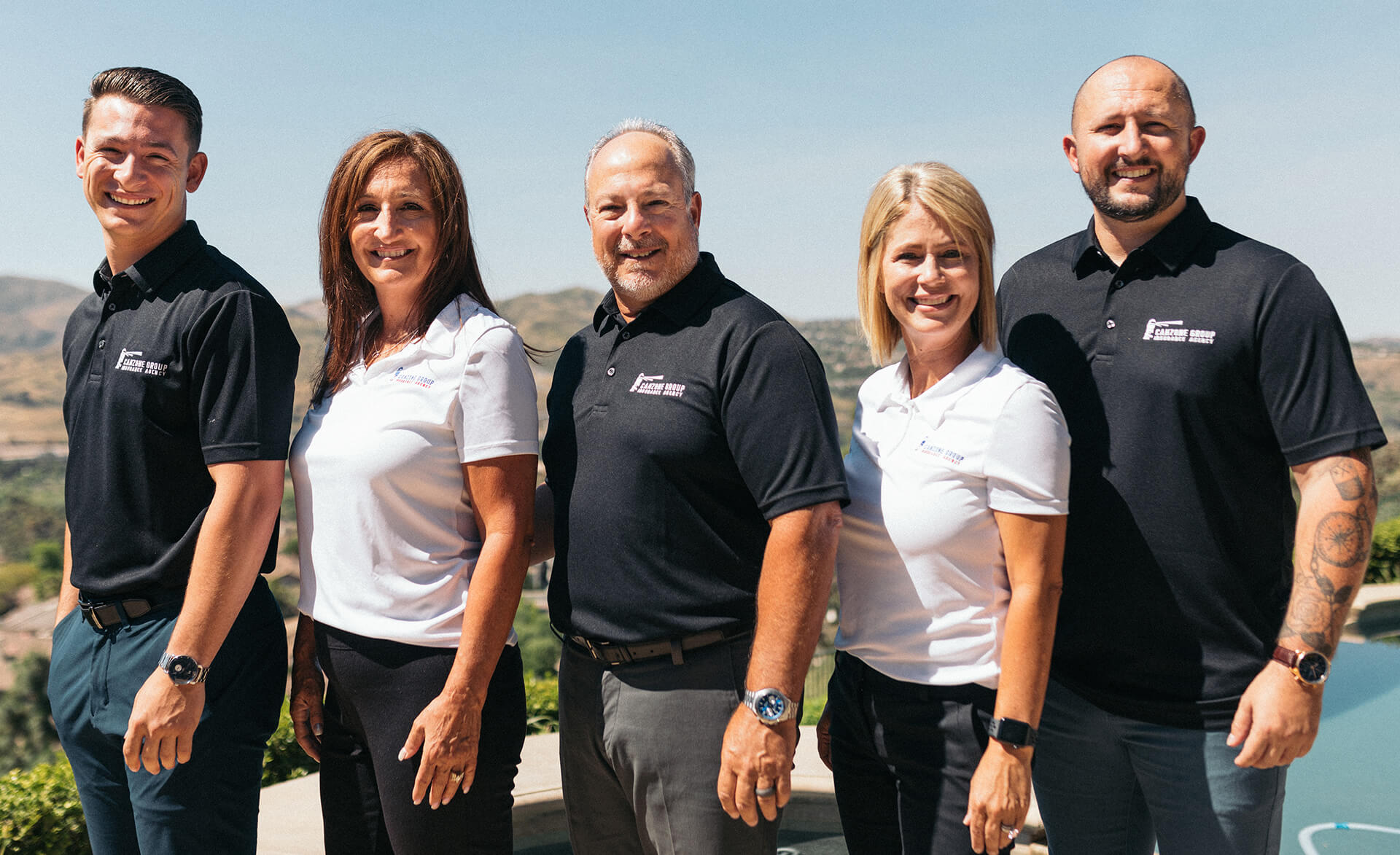 The Canzone Group Insurance Agency Team